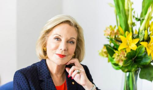 Highlights Saluting Sydney Women 2017 Ita Buttrose AO OBE