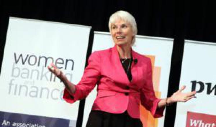 Women in Banking and Finance choose Sydney Women's Fund