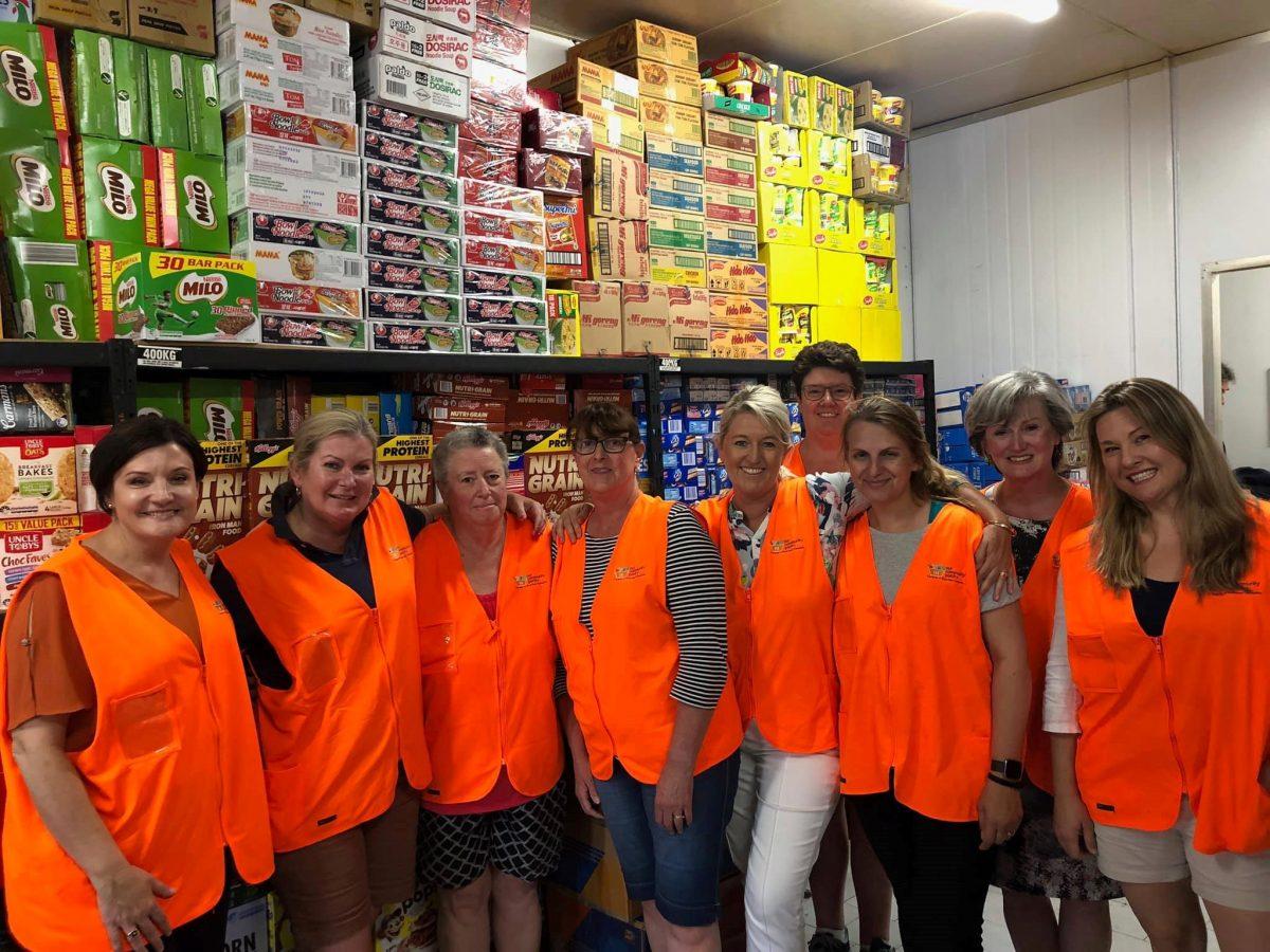 Sydney Community Foundation, Sydney Women's Fund, Be Kind Sydney, Our Community Pantry, Bargo Charity