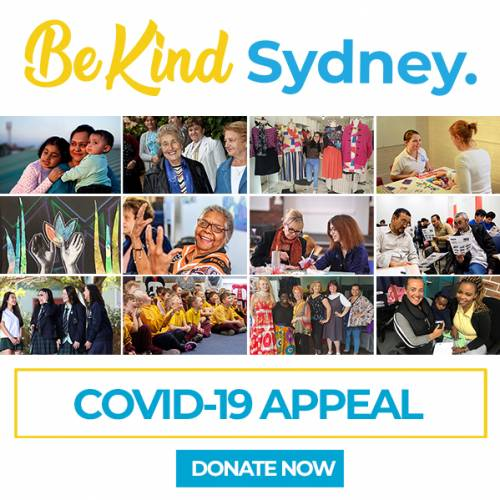 Be Kind Sydney to raise $1million for local charities