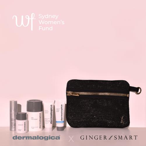 SWF x Ginger&Smart x Dermalogica